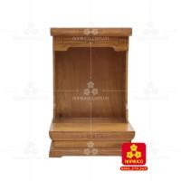 Bàn thờ ông Địa bằng gỗ gỏ đỏ(Model: T.1GD.TOD.4262.002)
