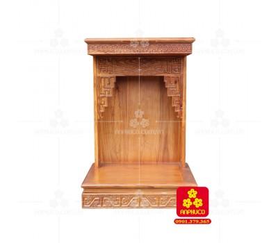 Bàn thờ ông Địa bằng gỗ gỏ đỏ(Model: T-1GD.TOD.6088.001)