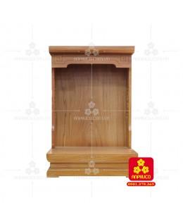 Bàn thờ ông Địa bằng gỗ gỏ đỏ(Model: T.1GD.TOD.6088.00
