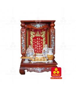 Bàn thờ Thàn Tài gỗ Hương cao cấp (Model: B.1H.TOD.6088.001