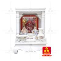Bàn thờ  Ông Địa gỗ sồi(Model: T-1S.TOD.4868.009)