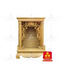Bàn thờ  Ông Địa gỗ sồi(Model: T.1S.TOD.5681.002)