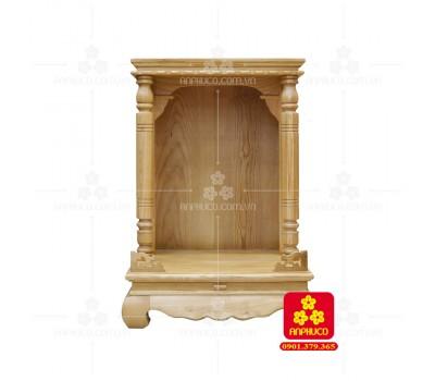 Bàn thờ  Ông Địa gỗ sồi(Model: T.1S.TOD.6088.001)